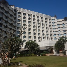 The fantastic Taj Krishna