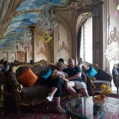 Lobby of Hotel Sintra