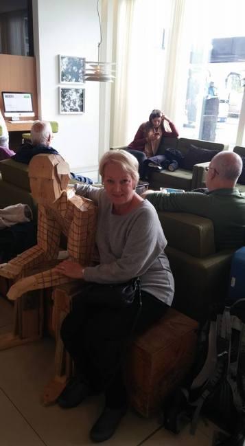 eco friendly sculptures