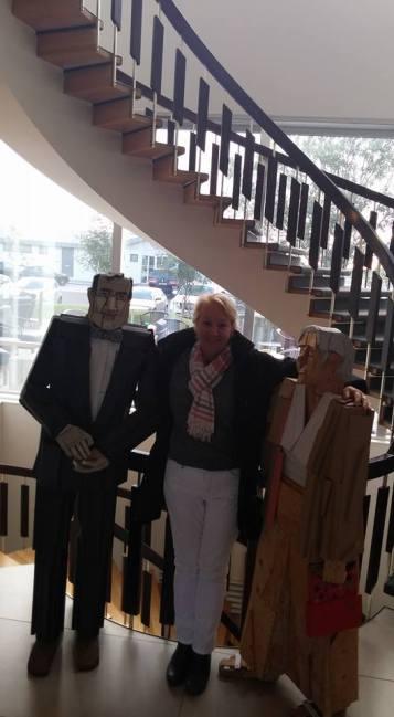 nice old couple!