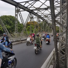 Busy Bridge