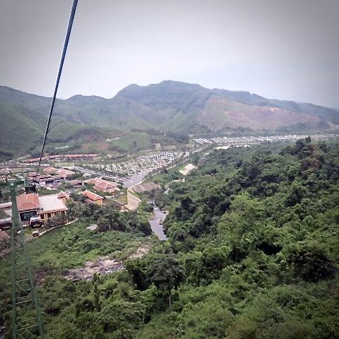 Overlooking Da Nang
