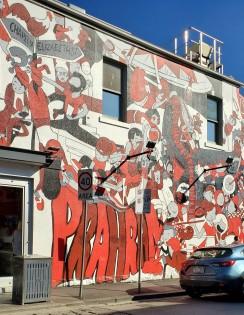 Chapel Street - Street Art!