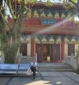 Po Lin Monastery Lantau Island