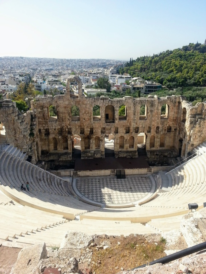 Odeon of Herodes, Atticus