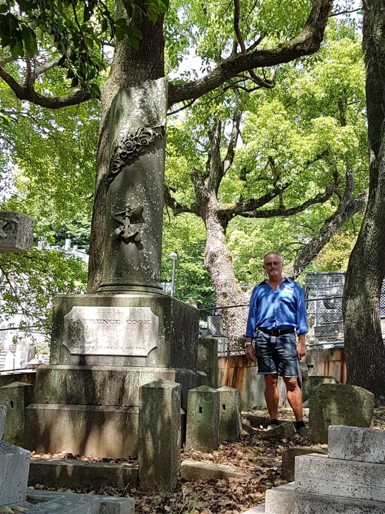 Foreigners' Cemetery, Nagasaki