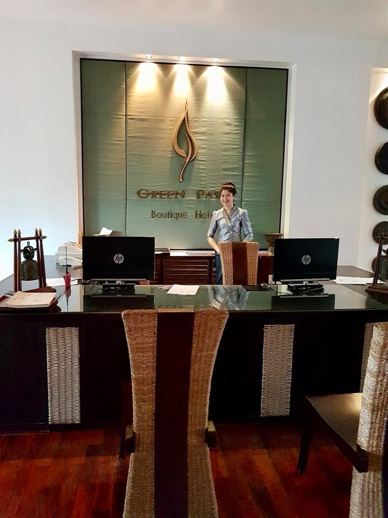 Green Park Hotel, Vientiane, Laos